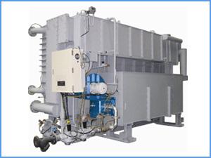 蒸汽型双效吸收式冷水机组