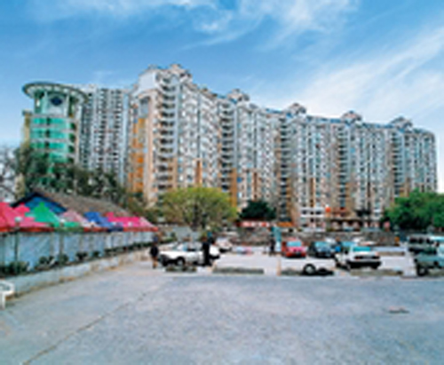广州千禧花园
