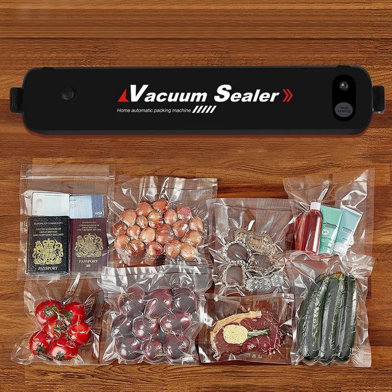 厂家直销 真空包装机全自动小型家用真空封口机塑封机食品包装机