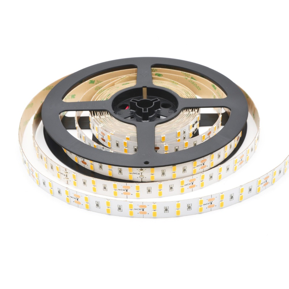 High CRI 10/15mm 120Leds/M 5630/5730 Led Strip Light