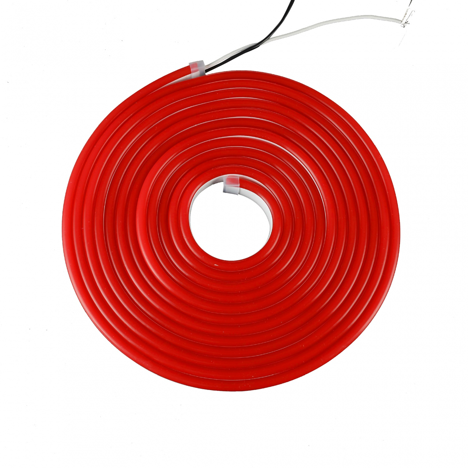 6*12mm SMD2835 Red 12V Pure Silicone LED neon light