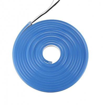 6*12mm SMD2835 Blue 12V/24V/110V/230V Pure Silicone LED neon light