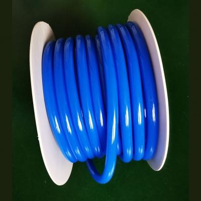 16mm Blue 360 Degree Round LED Neon Strip Flexible Light 120Leds/M