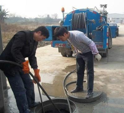 清掏化糞池隔油池