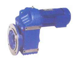 F平行轴斜齿轮减速电机