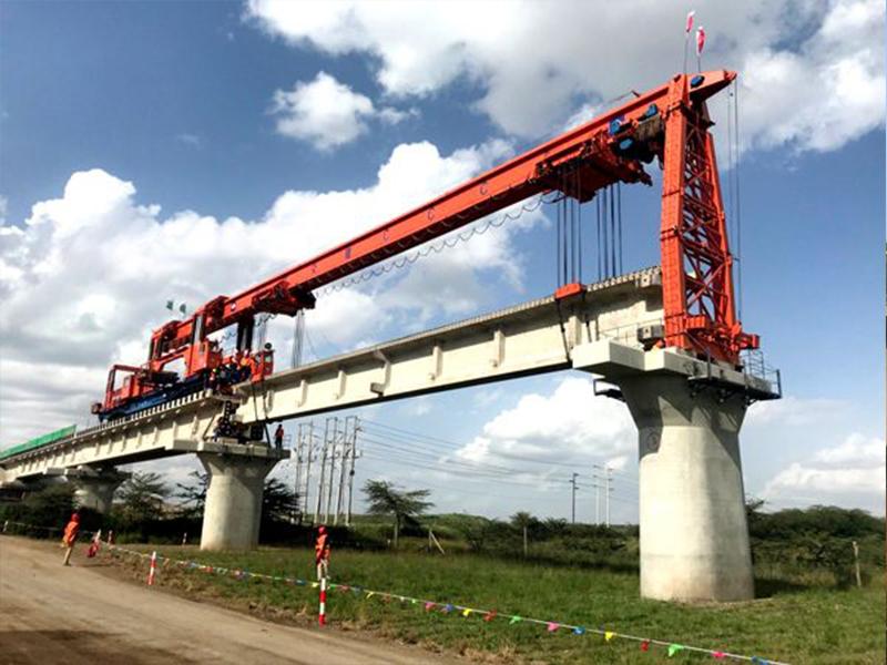 中国铁路项目
