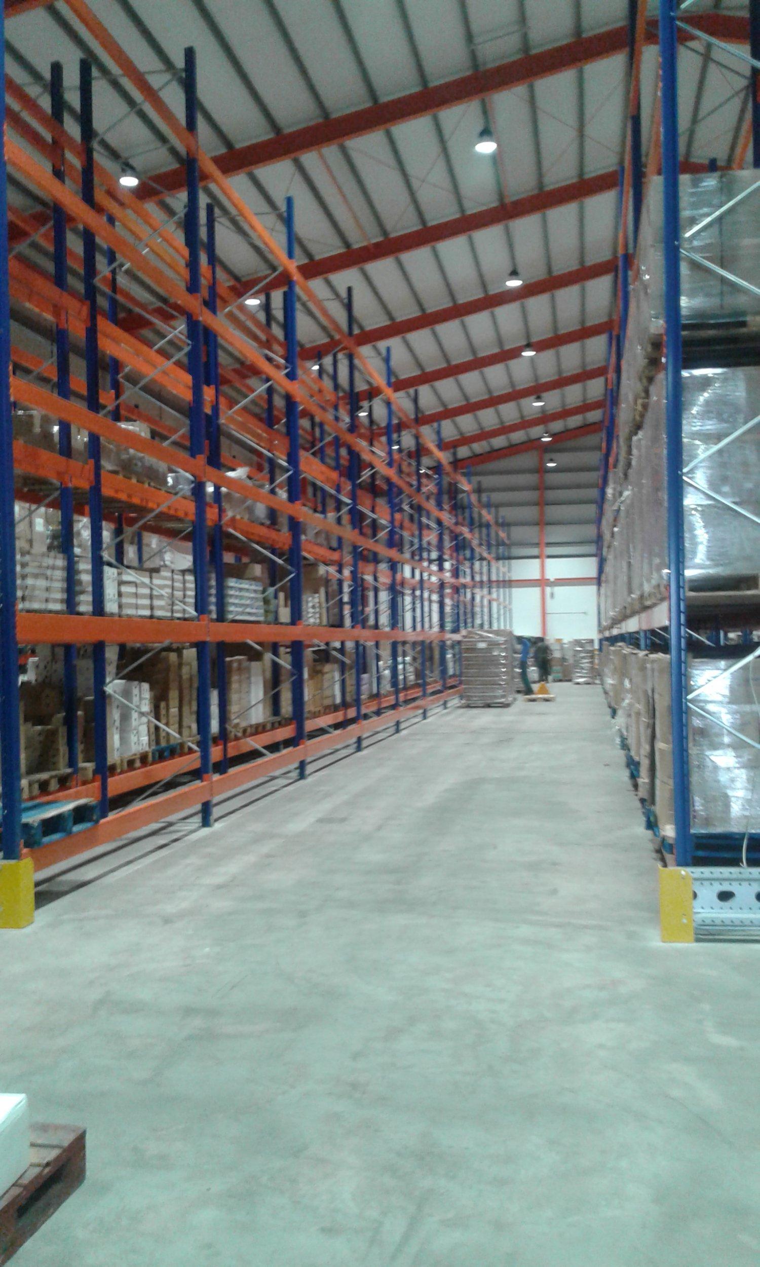 Warehouse Case...