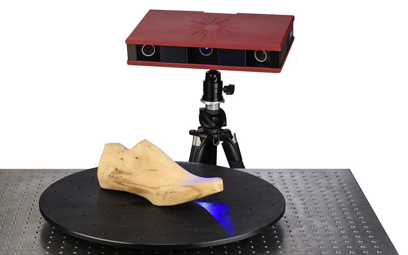 ATOS-CORE蓝光3D扫描检测仪