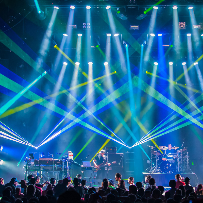 What is stage lighting fixture ?