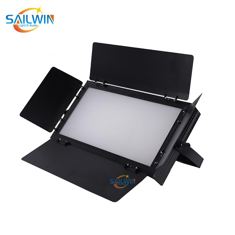 200W Warmwhite/Coolwhite SMD DMX512 Studio LED Panel Light