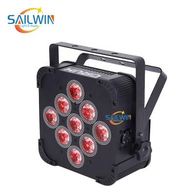 9x15W 5in1 Battery Powered Wireless LED Par Light