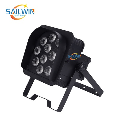12x10W 4in1 APP Mobile Battery Powered Wireless Par Light