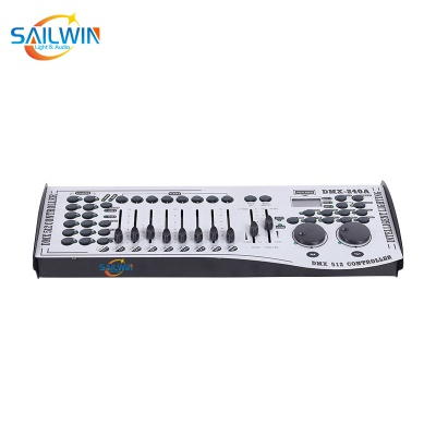 Stage Light Disco240 DMX512 Controller DJ Console System