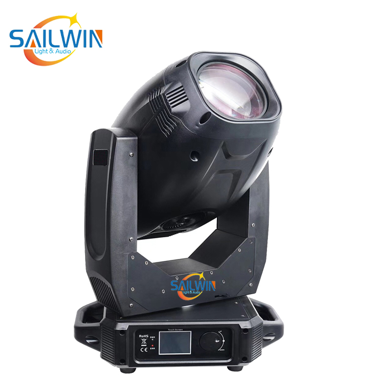 380W BSW Beam Wash Spot 3N1 Stage DJ Moving Head Light
