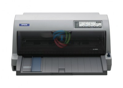 Epson LQ-690K 106列平推票据打印机