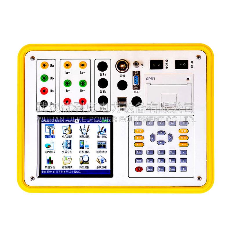 03.ULYB-T氧化锌避雷器特性测试仪