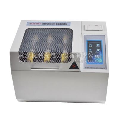 14.ULKE-6803E全自动绝缘油介电强度测试仪(三杯大屏)