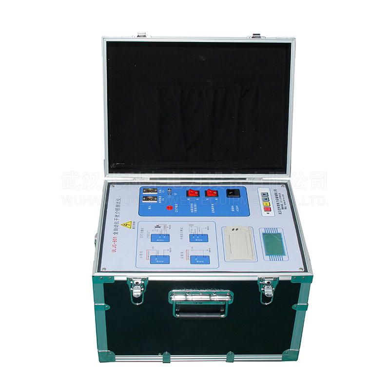 24.ULJS-801高压介质损耗测试仪