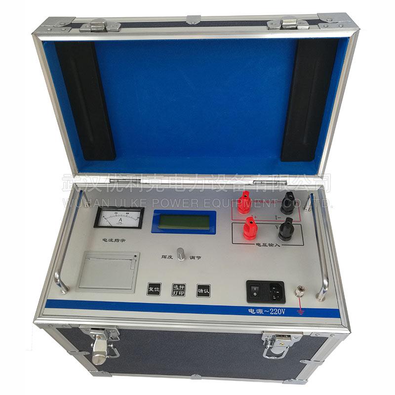 14.ULZZ-100A变压器直流电阻测试仪