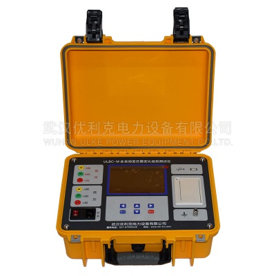 19.ULBC-M全自动变压器变比组别测试仪