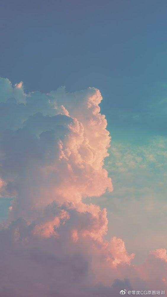 白云素材参考