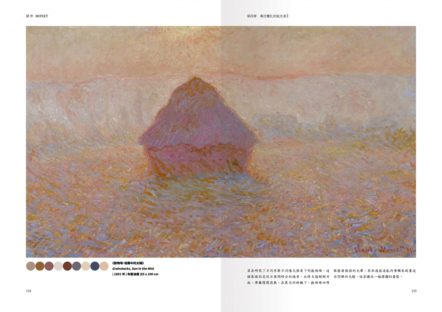 The Series of Artists: Monet