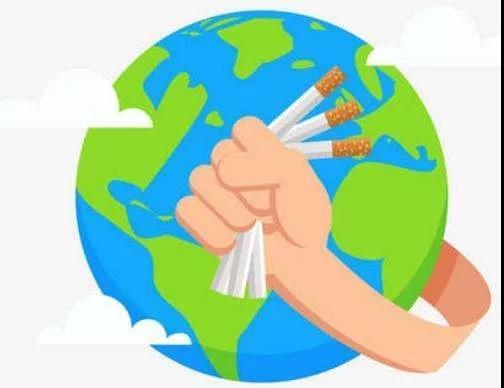 """""""世界无烟日"""",让我们健康呼吸!"""