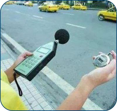 声环境噪声检测