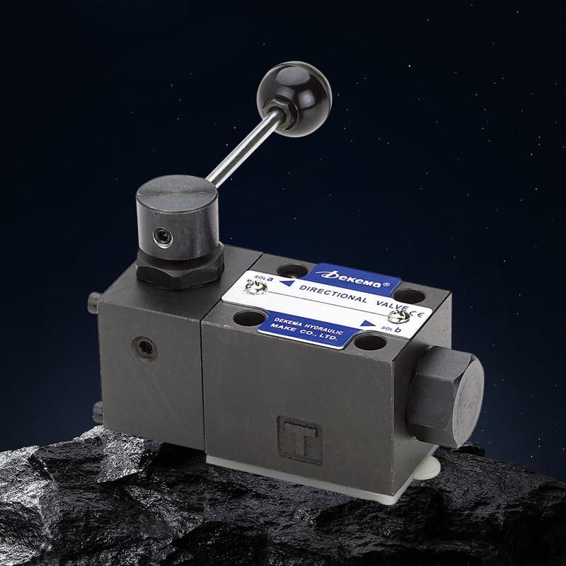 DMG  DMT-01/03系列手动换向阀(油研型)
