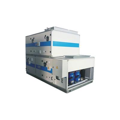 智能型水冷直嘭組合式空調機組-通用型