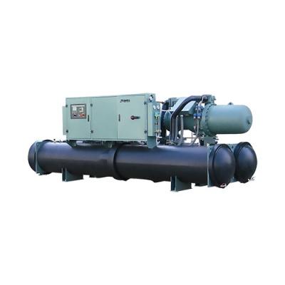 螺桿式高效水地源熱泵機組