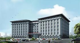 重慶市公共衛生醫療救治中心門診綜合樓
