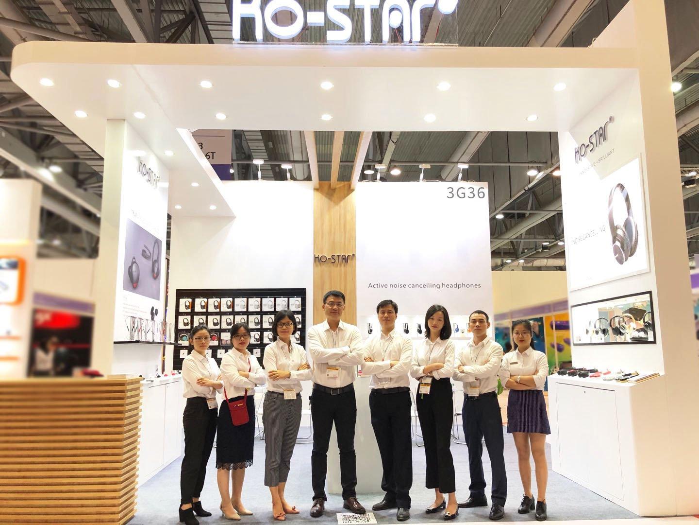 Hong Kong Spring Consumer Electronics Fair in April 2019