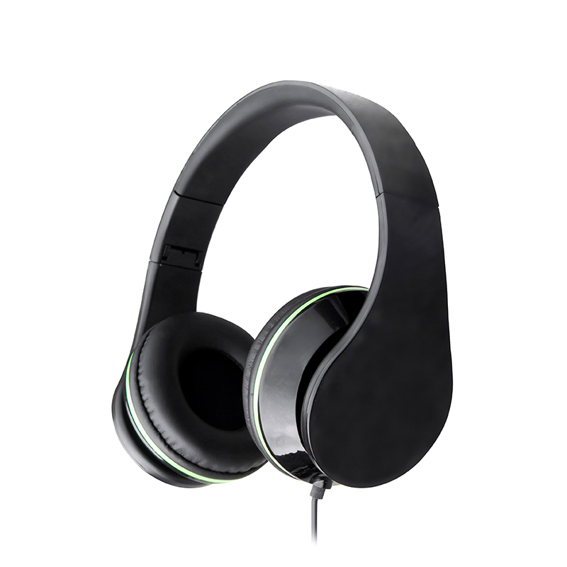 Style stereo wired headphone KH-590