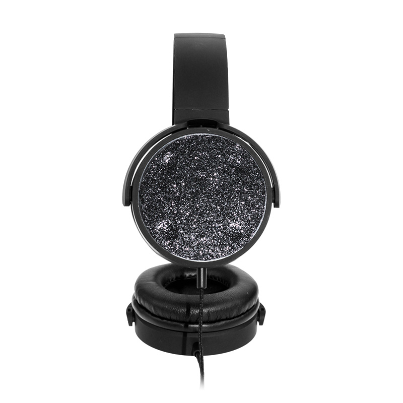 Style stereo wired headphone KH-597B