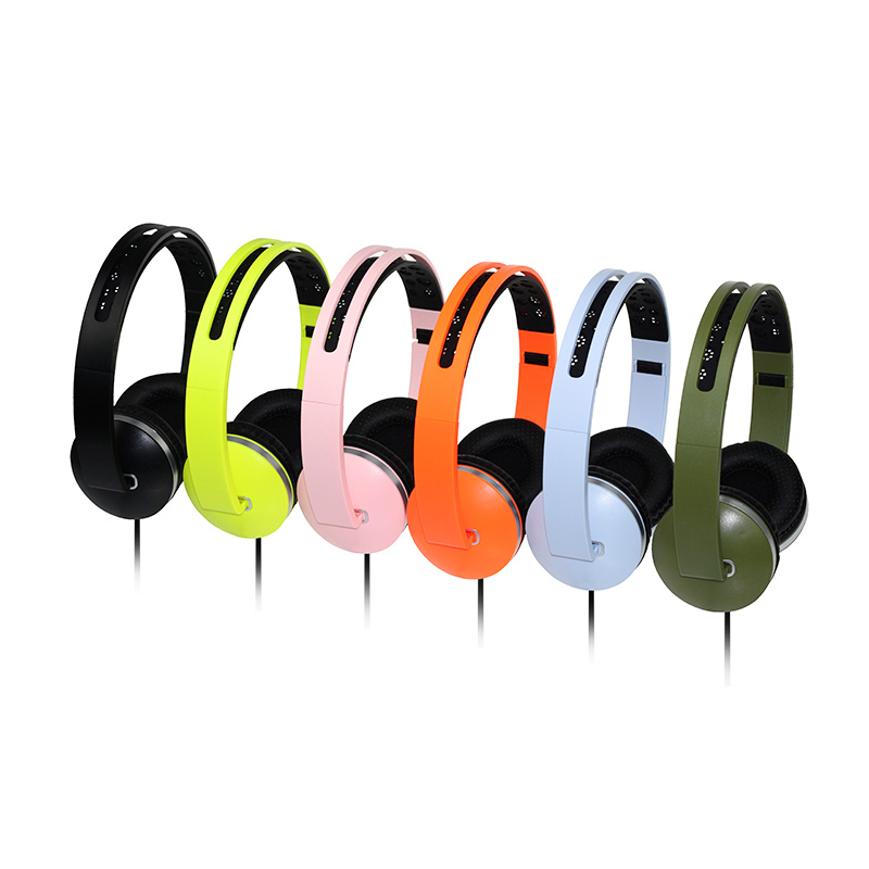 Style stereo wired headphone KH-599