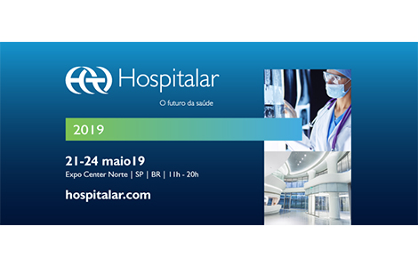 HOSPITALAR Fair 2019 Invitation