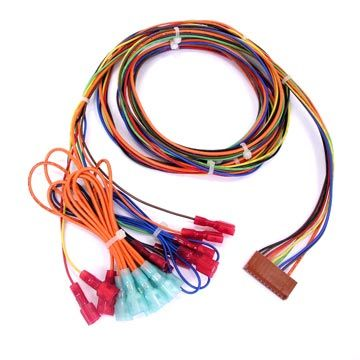 Industrial cable harness