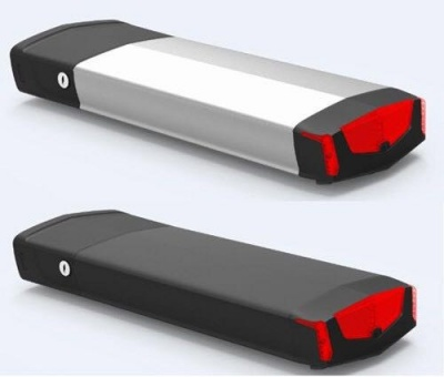 36V 11.6Ah electric bike battery