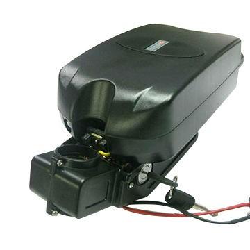 36V 10.4Ah electric bike battery