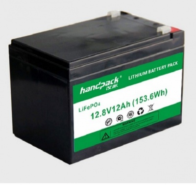 12V 12Ah LiFePO4 batteries