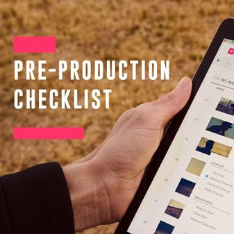 Pre-production inspection