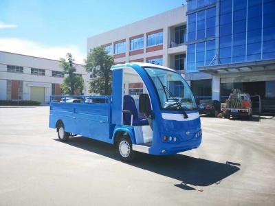 Electric carry van