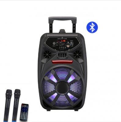 Dancing BT speaker