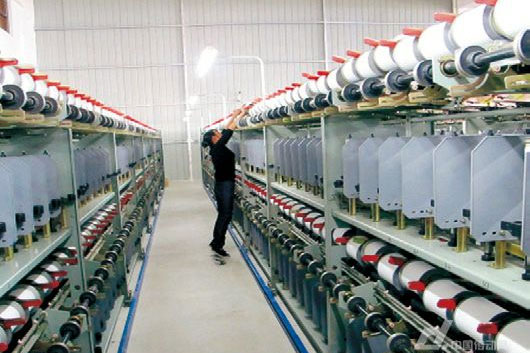 The revival of China's textile industry