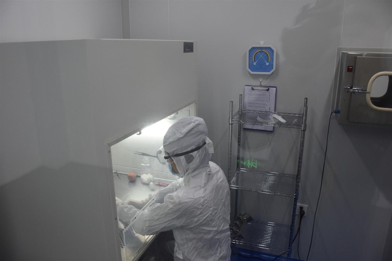 微生物限度检测实验室