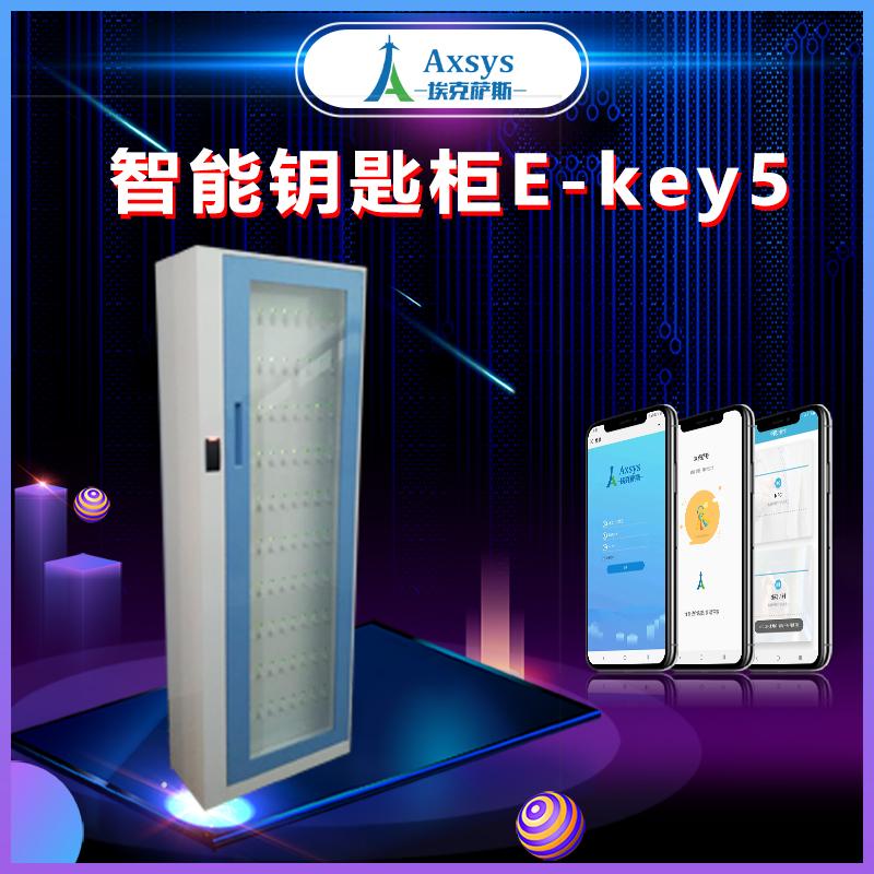埃克萨斯智能钥匙柜E-key5