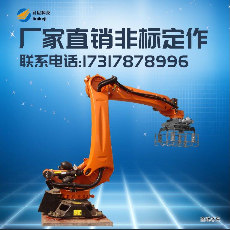 码垛机器人具有高度的适应性