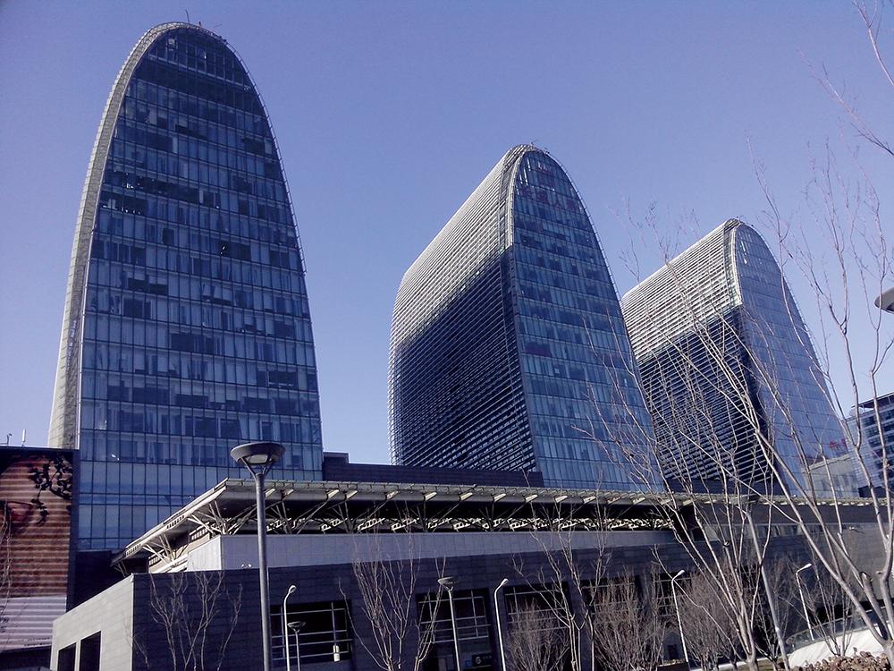 北京市朝阳区西坝河香河园办公楼