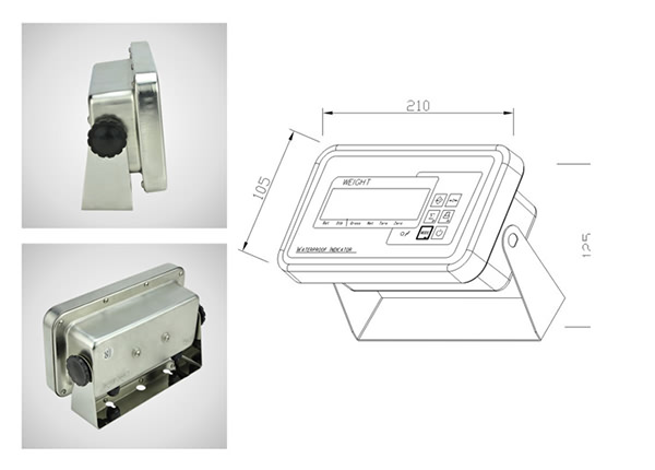 XK3119WL-II-LCD